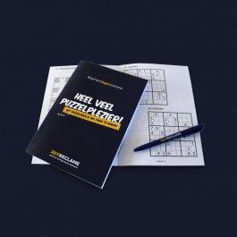 Puzzelboekjes drukken, puzzelboekjes bedrukken, eigen puzzelboekjes drukken