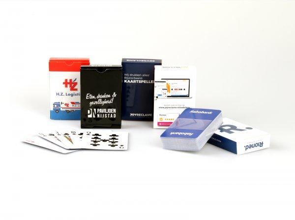 kaartspellen drukken, kaartspel bedrukken , speelkaarten bedrukken