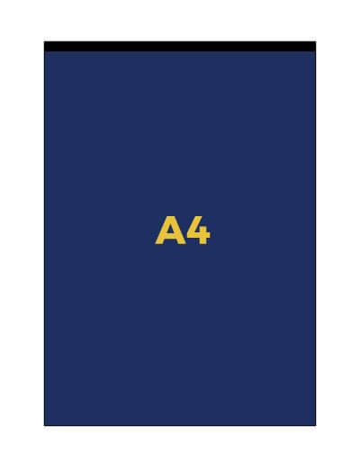 A4 formaat