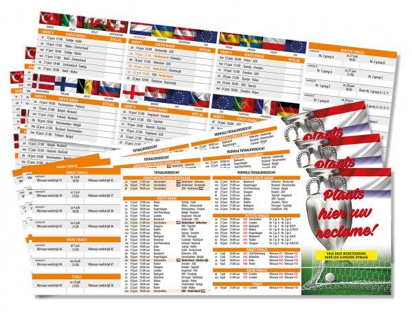 Ek2020 wedstrijdschema drukken