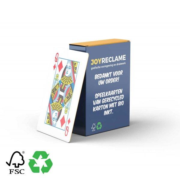 duurzame speelkaarten drukken