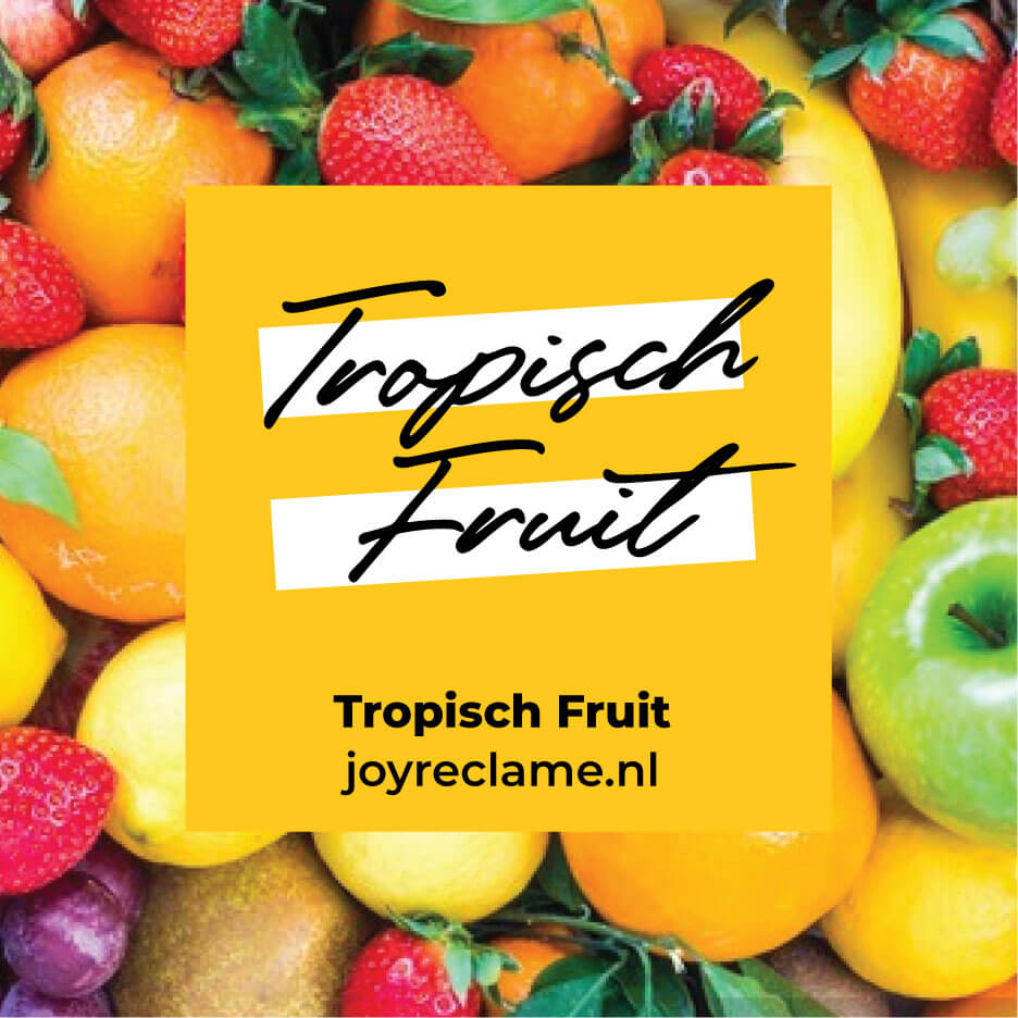 Tropisch Fruit