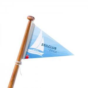 Bootvlaggen bedrukken, bootvlag met opdruk, bedrukte bootvlaggen, bootvlag drukken met logo, bootvlag met logo